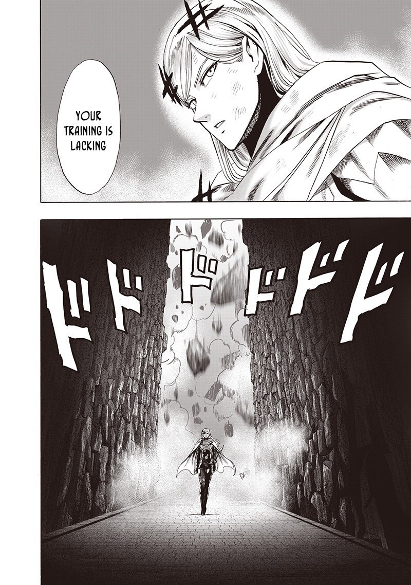 One Punch Man, Chapter Onepunch-Man 96 image 030