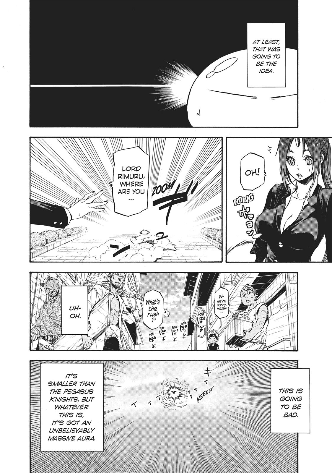 That Time I Got Reincarnated As A Slime, Chapter 30 image 008
