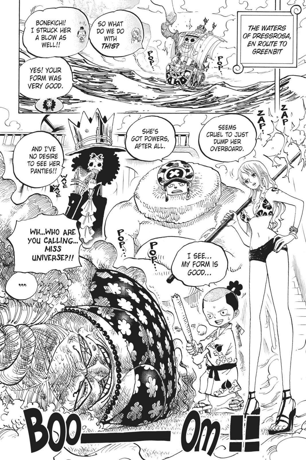 One Piece, Chapter 723 image 008