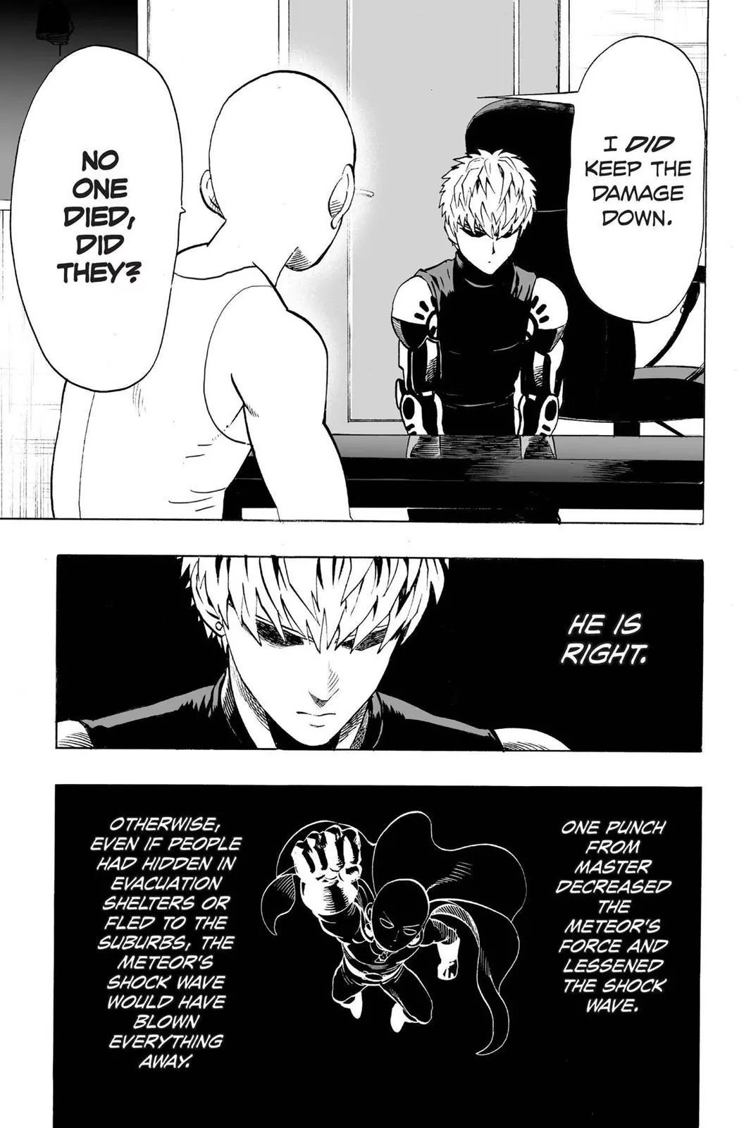 One Punch Man, Chapter Onepunch-Man 22 image 003