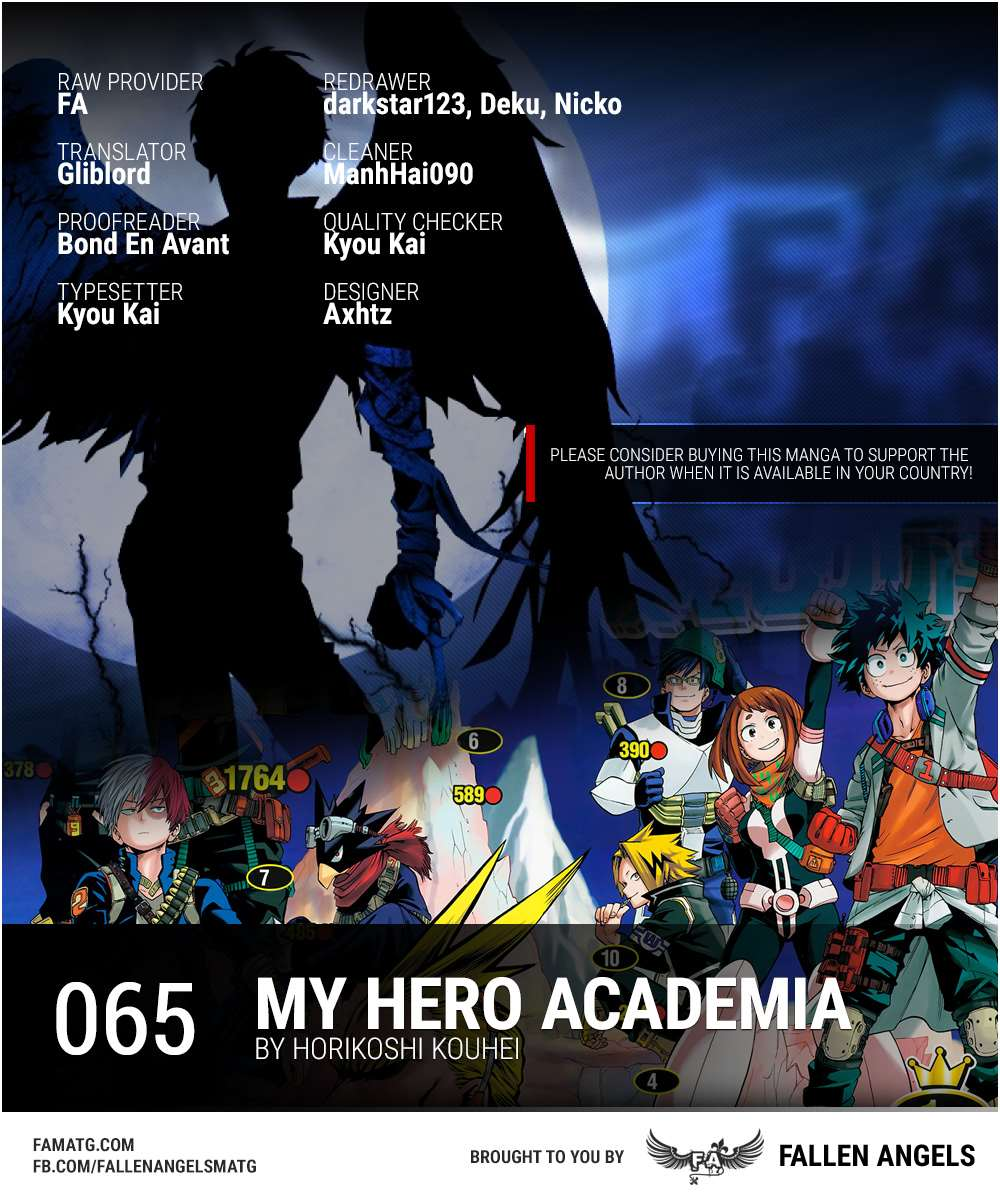 My Hero Academia, Chapter 65 image 001