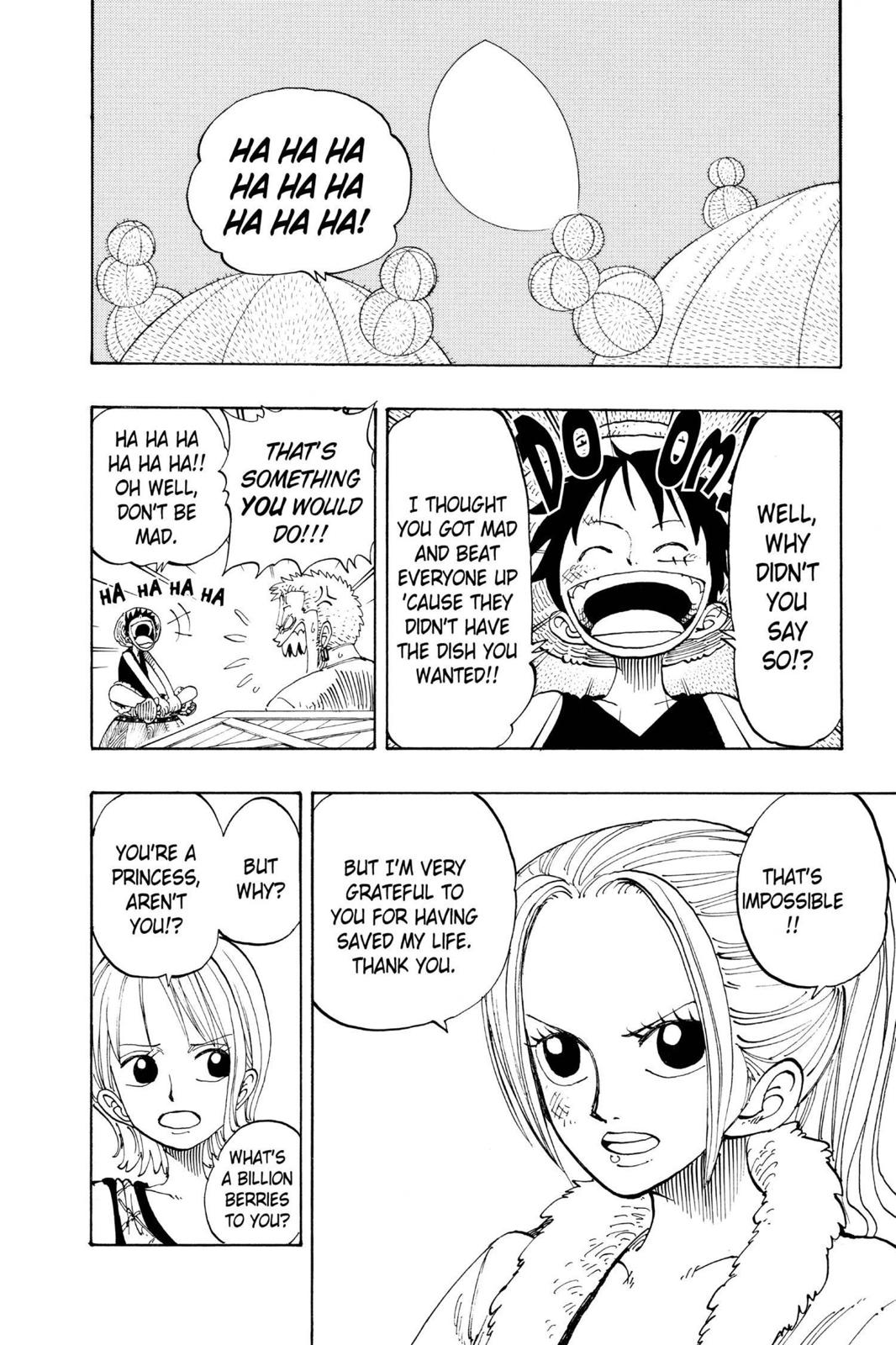 One Piece, Chapter 113 image 006