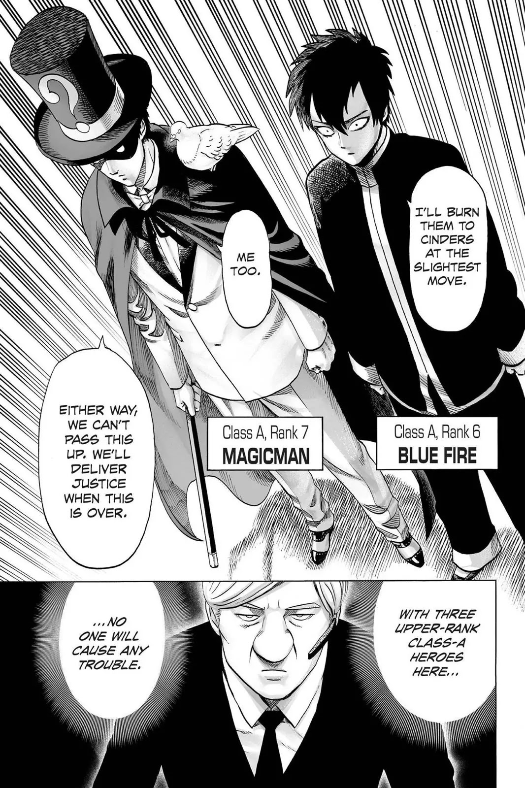 One Punch Man, Chapter Onepunch-Man 40 image 011