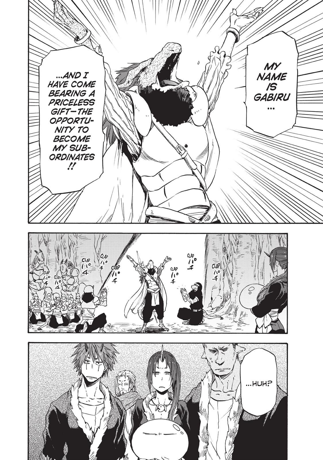That Time I Got Reincarnated As A Slime, Chapter 16 image 028