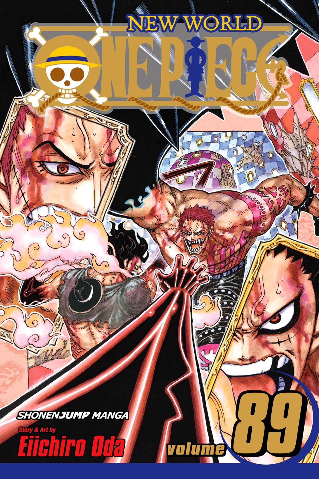 One Piece, Chapter 890 image 001