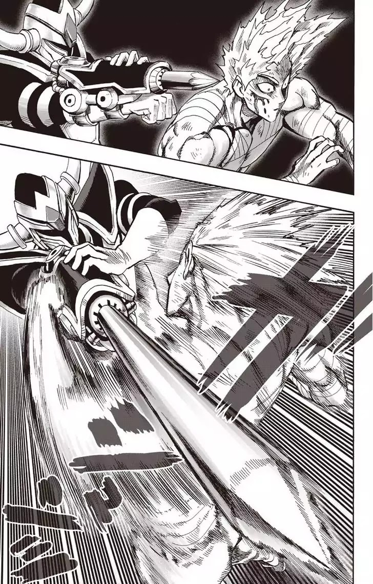 One Punch Man, Chapter Onepunch-Man 81 image 027