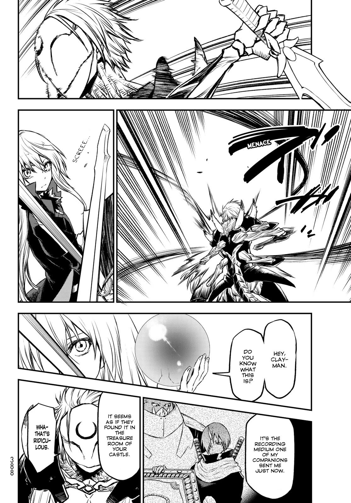 That Time I Got Reincarnated As A Slime, Chapter 84 image 004