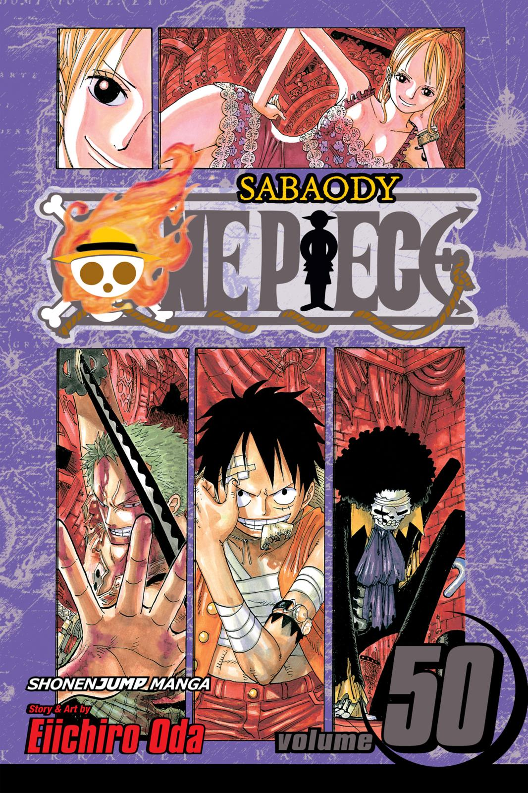 One Piece, Chapter 482 image 001
