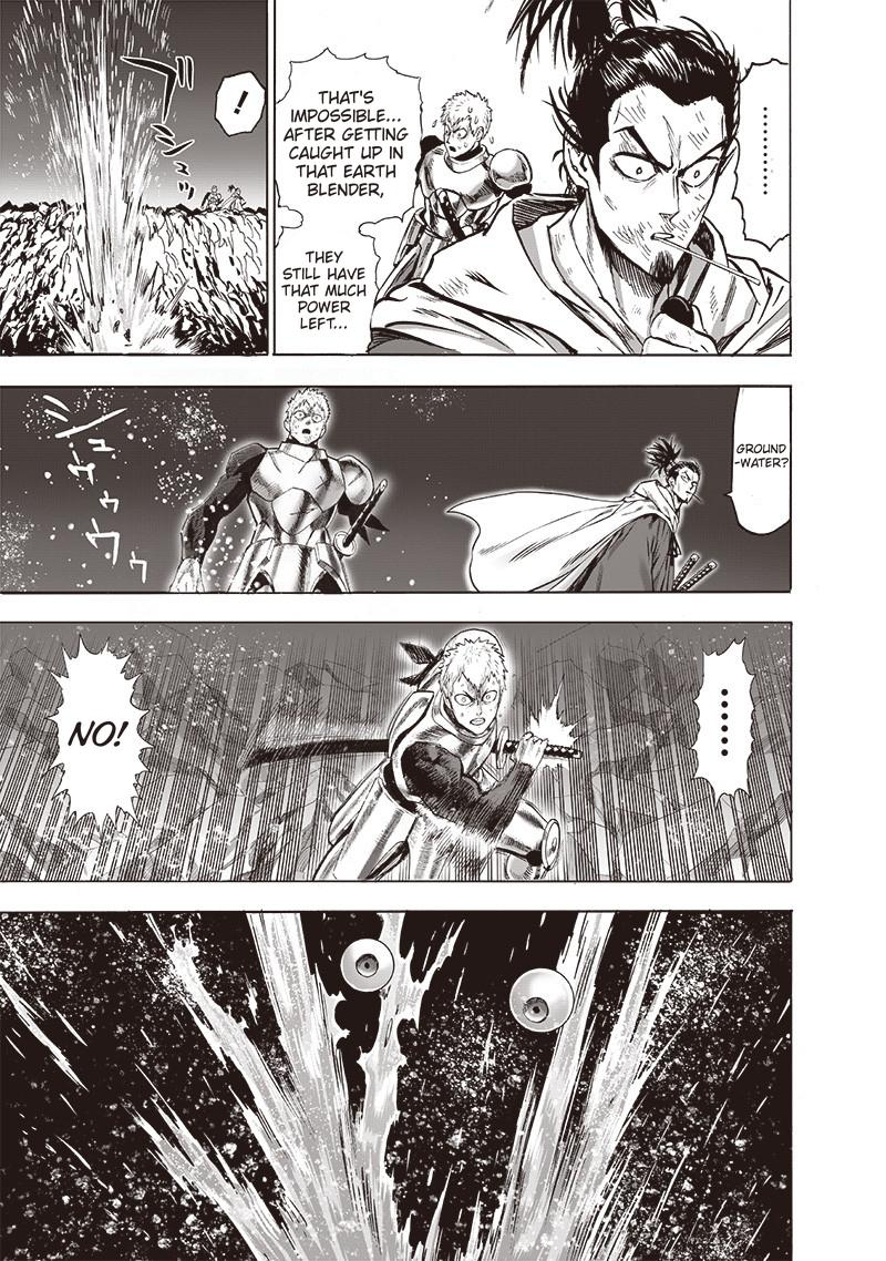 One Punch Man, Chapter One-Punch Man 141 image 028
