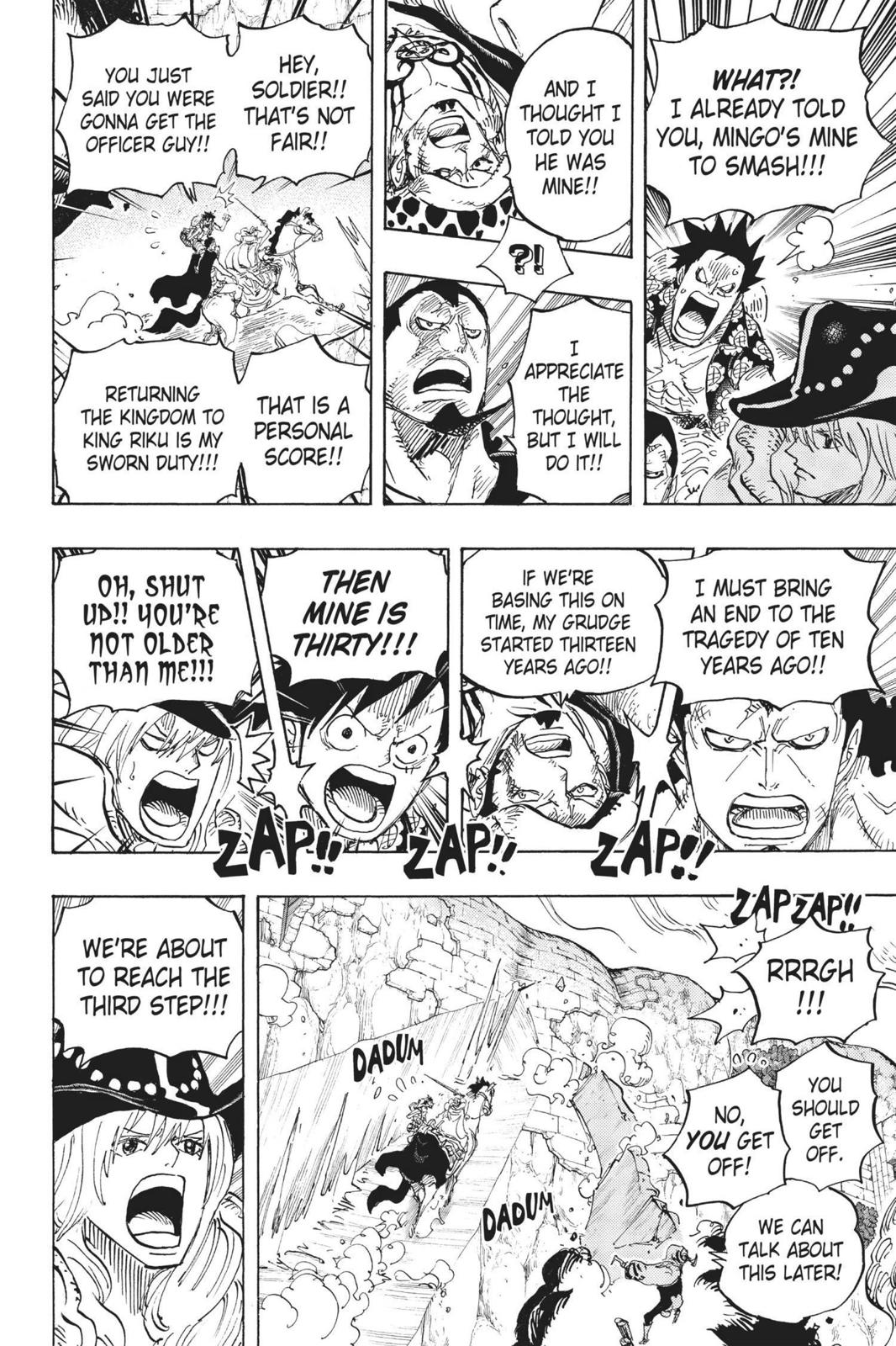 One Piece, Chapter 754 image 010