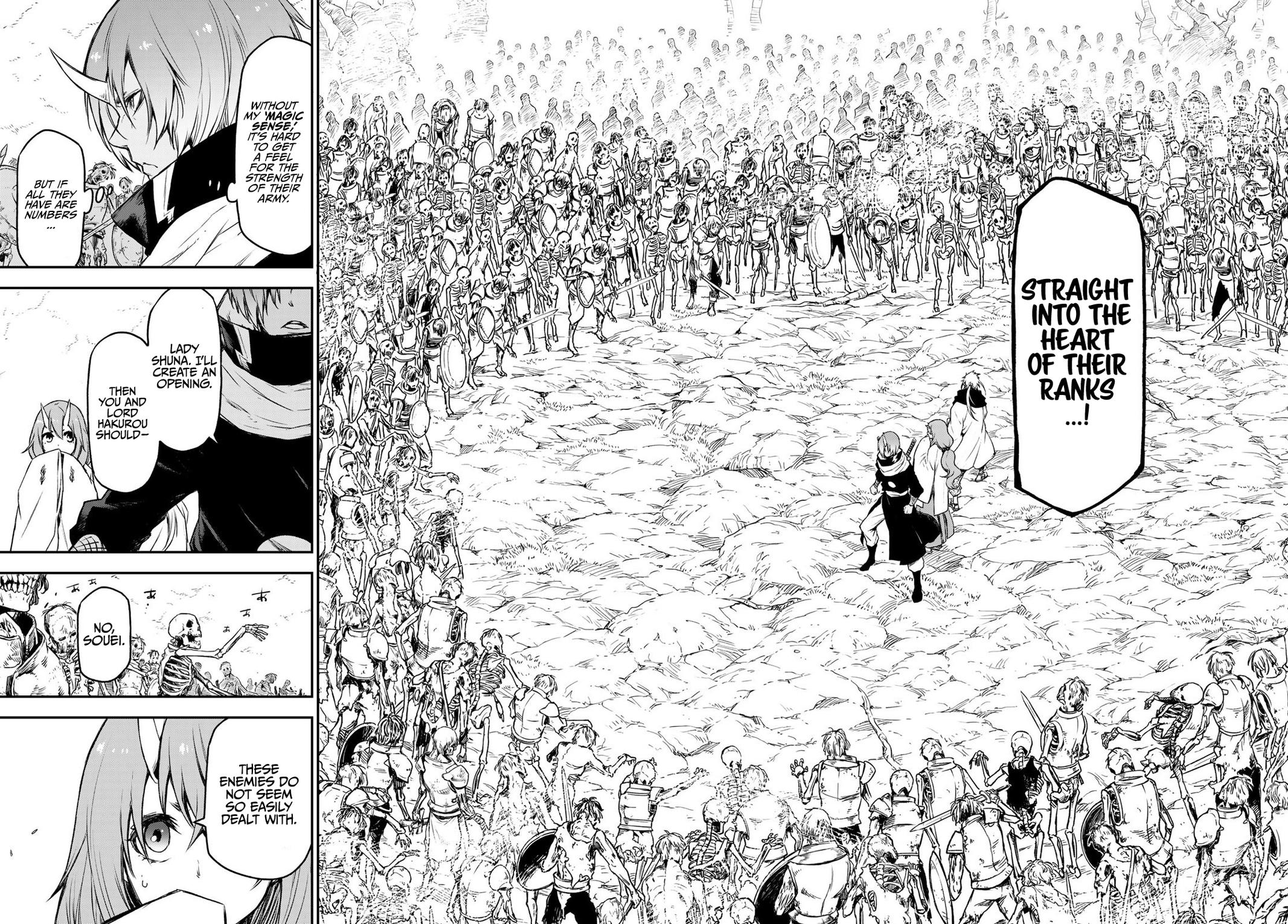 That Time I Got Reincarnated As A Slime, Chapter 81 image 032