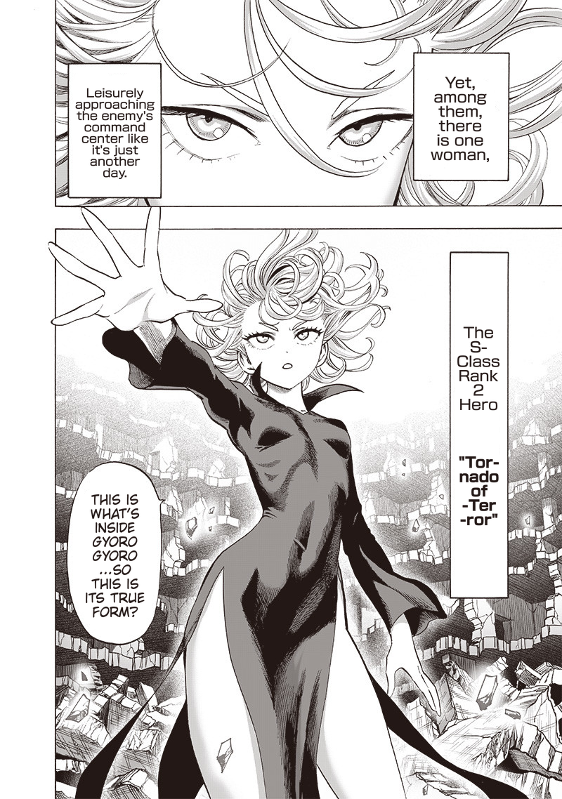 One Punch Man, Chapter One-Punch Man 123 image 015
