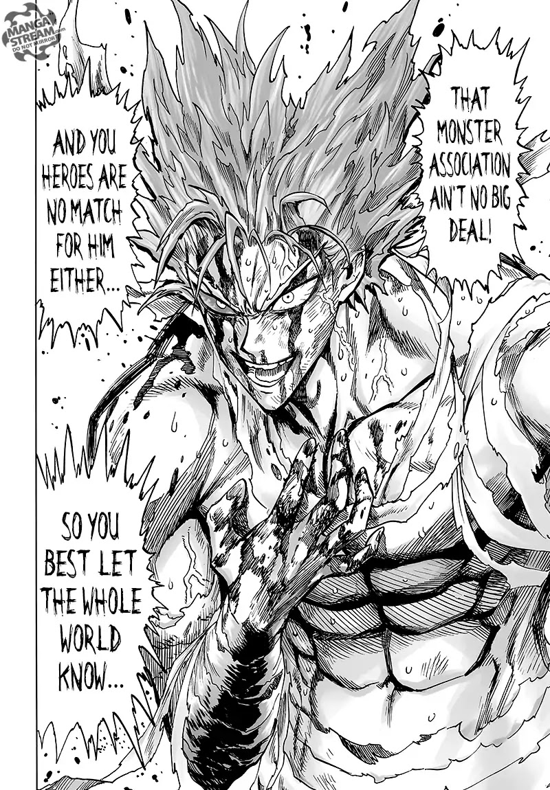 One Punch Man, Chapter Onepunch-Man 83 image 035