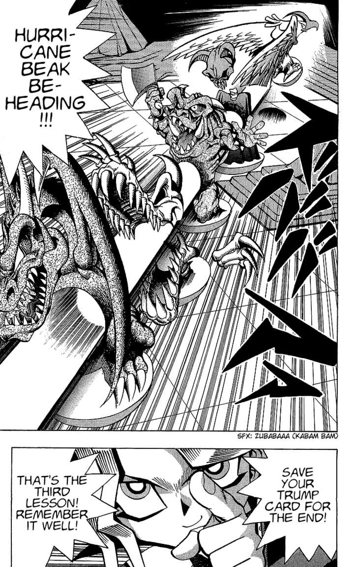 Yu Gi Oh, Chapter Vol.03 Ch.024 - Capsule Monster Chess! image 020