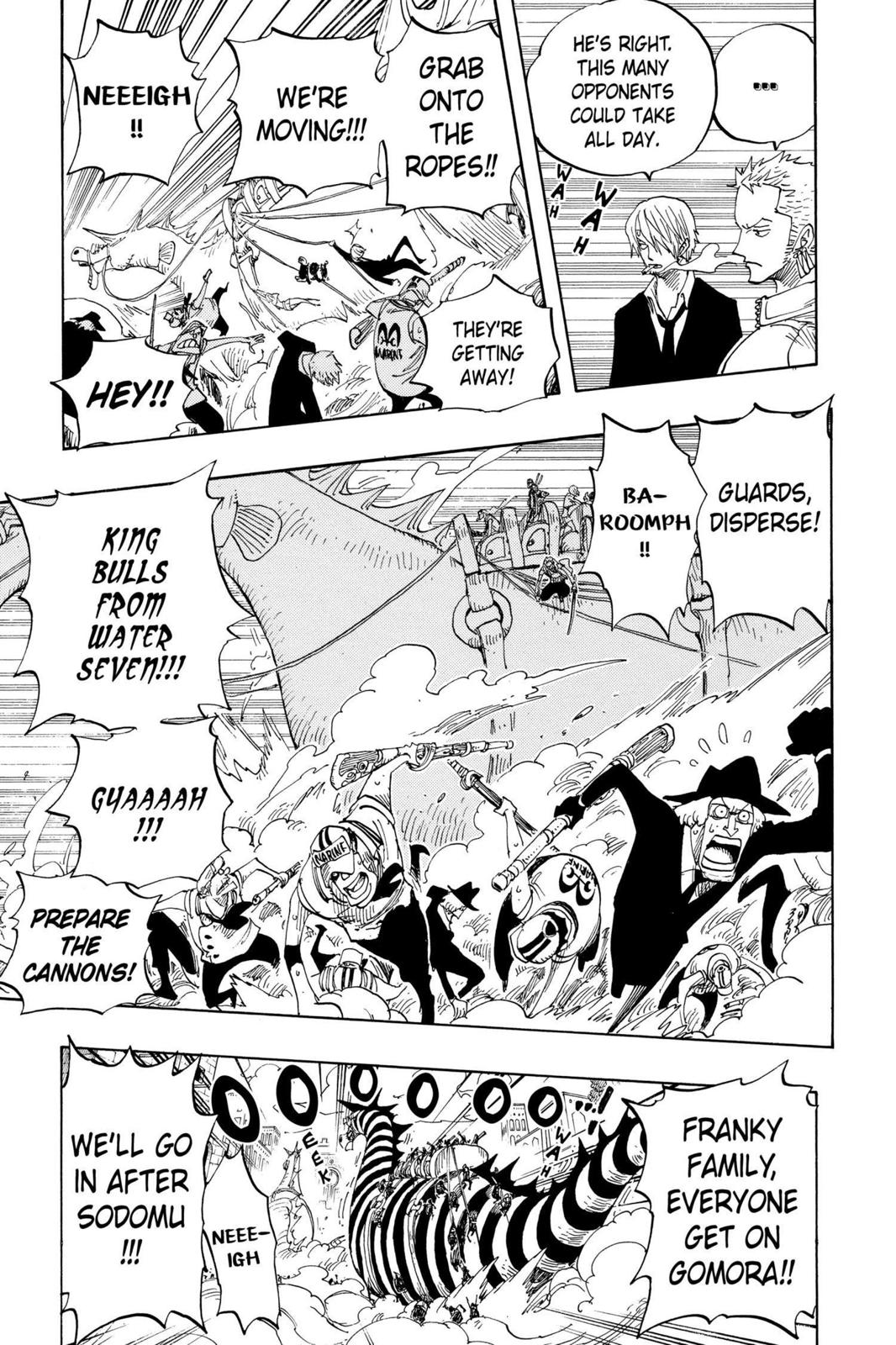 One Piece, Chapter 381 image 015