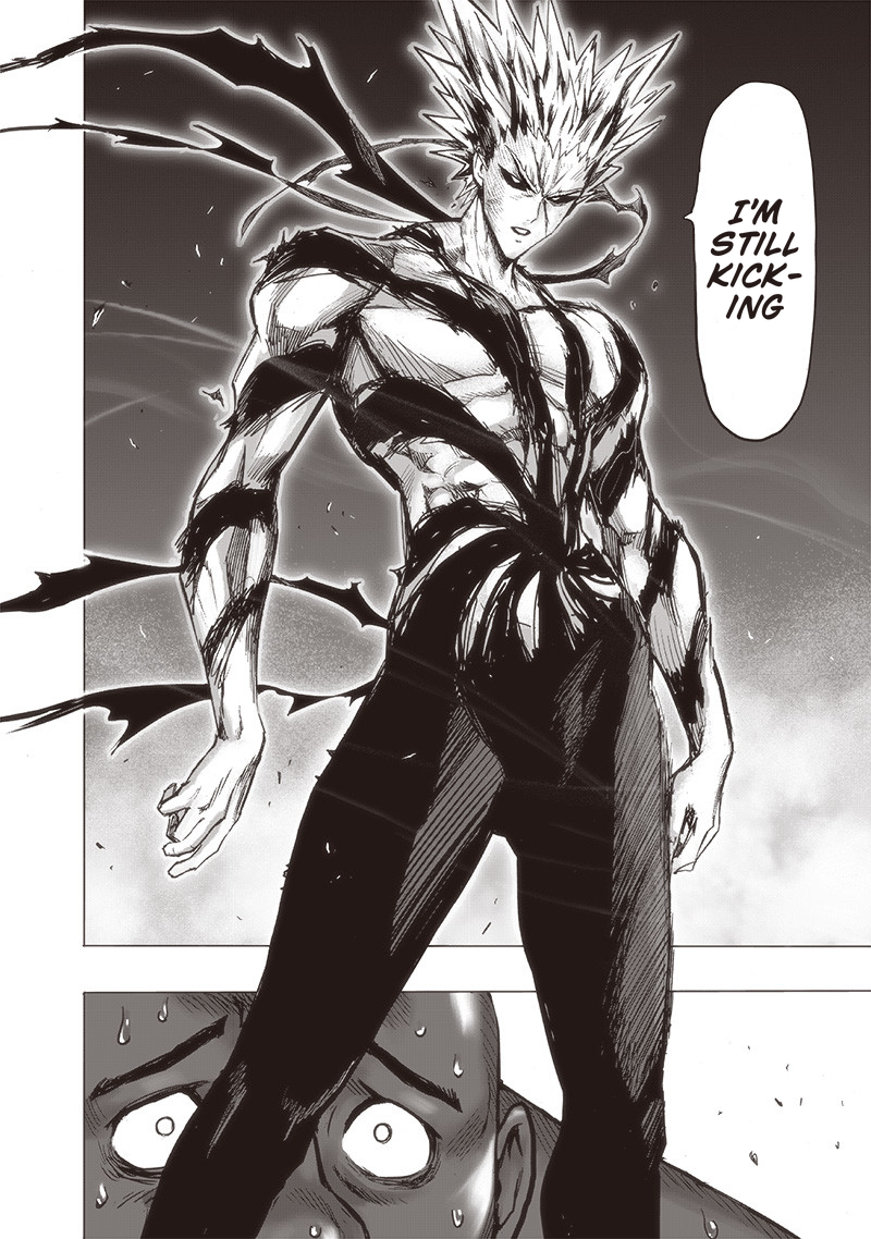 One Punch Man, Chapter 129 image 008