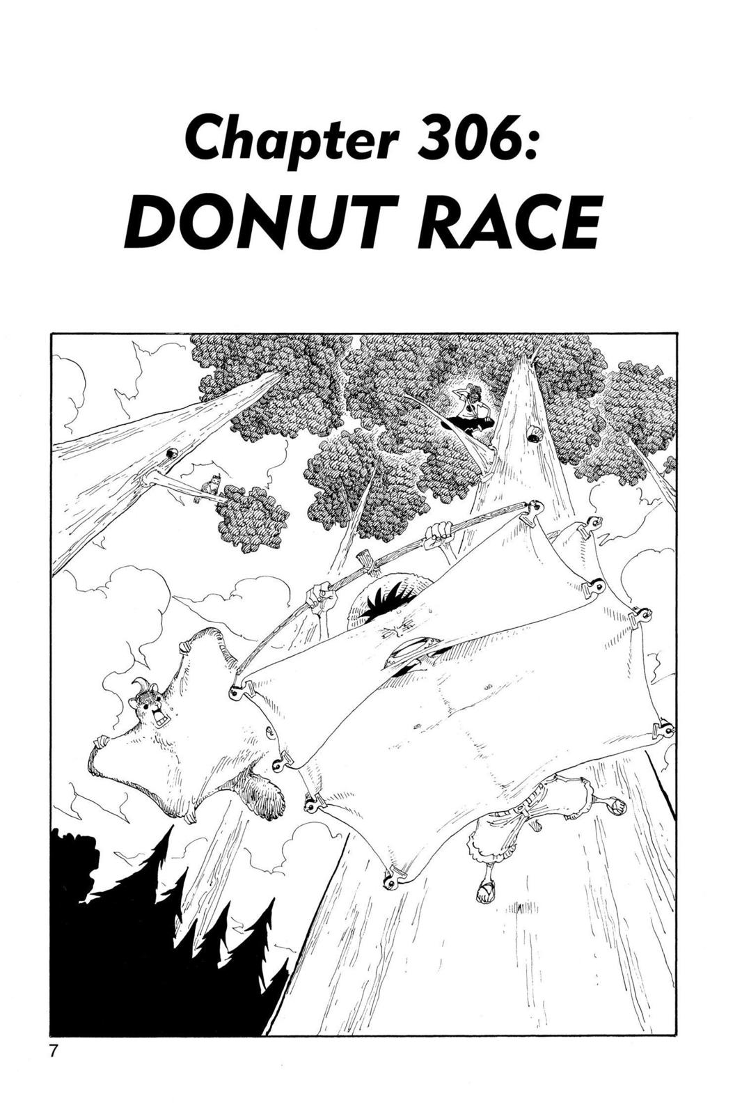 One Piece, Chapter 306 image 007