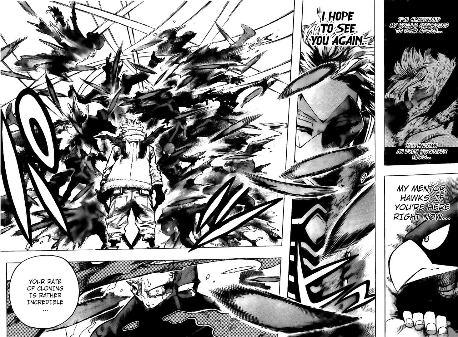 My Hero Academia, Chapter 265 image 009
