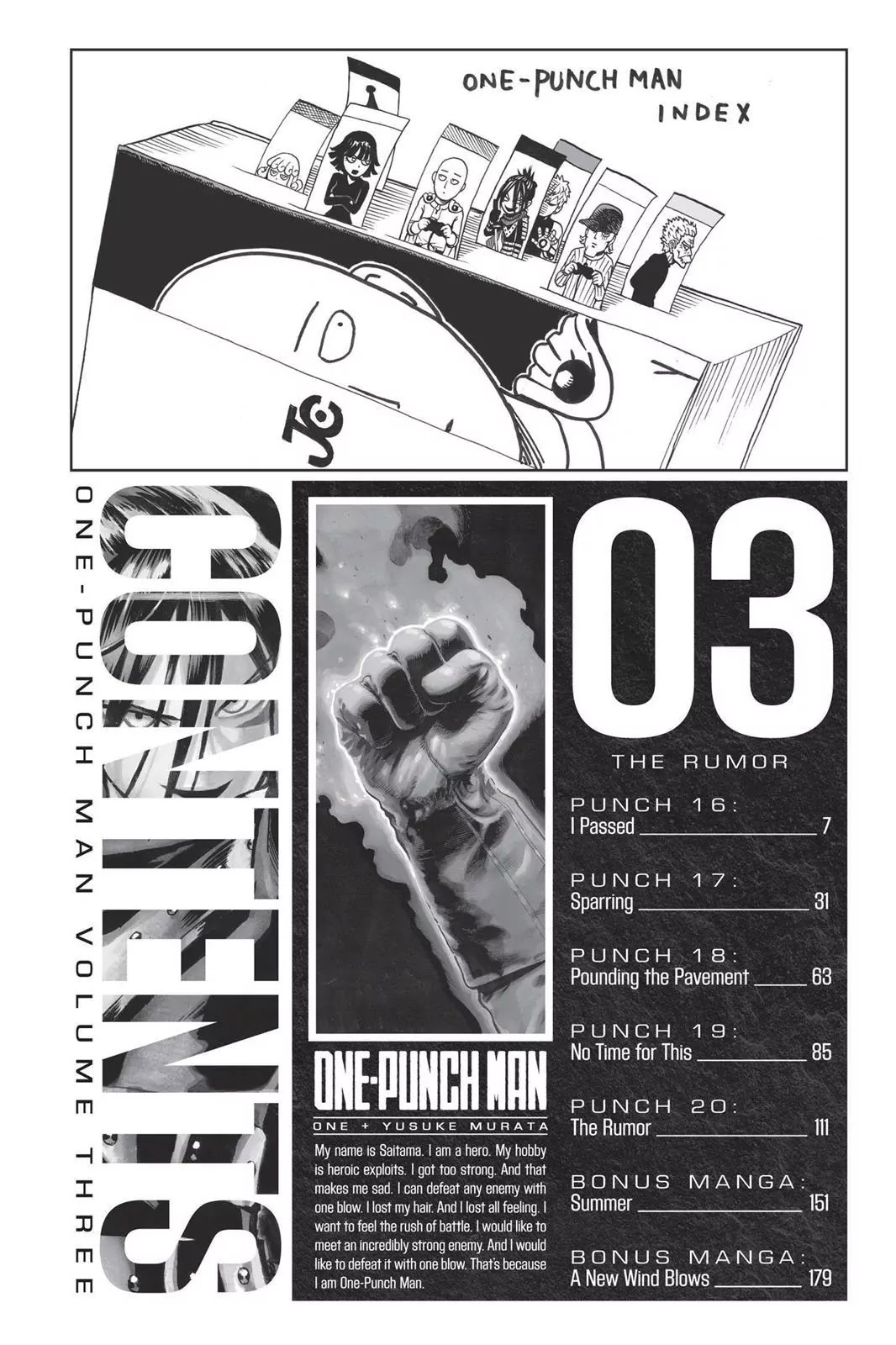One Punch Man, Chapter Onepunch-Man 16 image 007