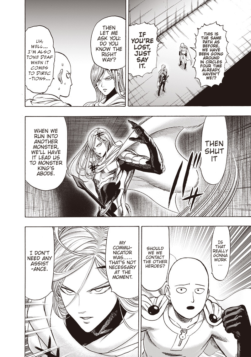 One Punch Man, Chapter One-Punch Man 122 image 015