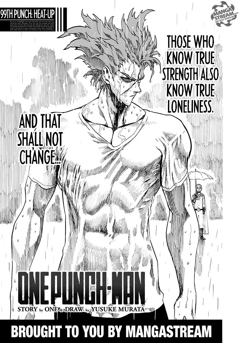 One Punch Man, Chapter Onepunch-Man 99.3 image 002