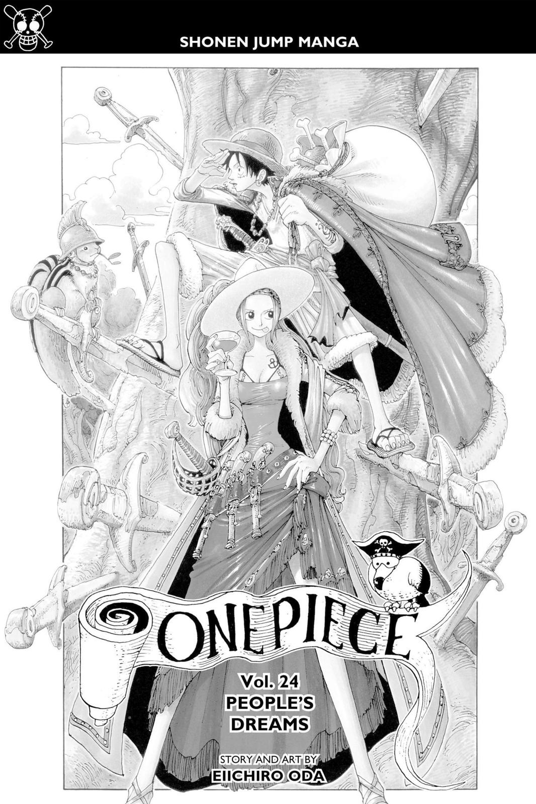 One Piece, Chapter 217 image 004