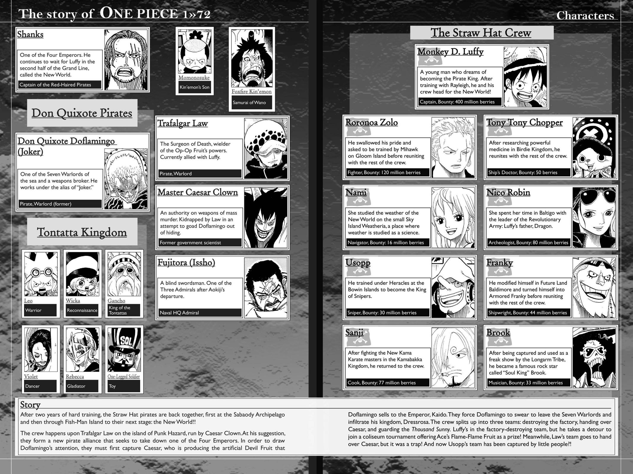 One Piece, Chapter 712 image 005