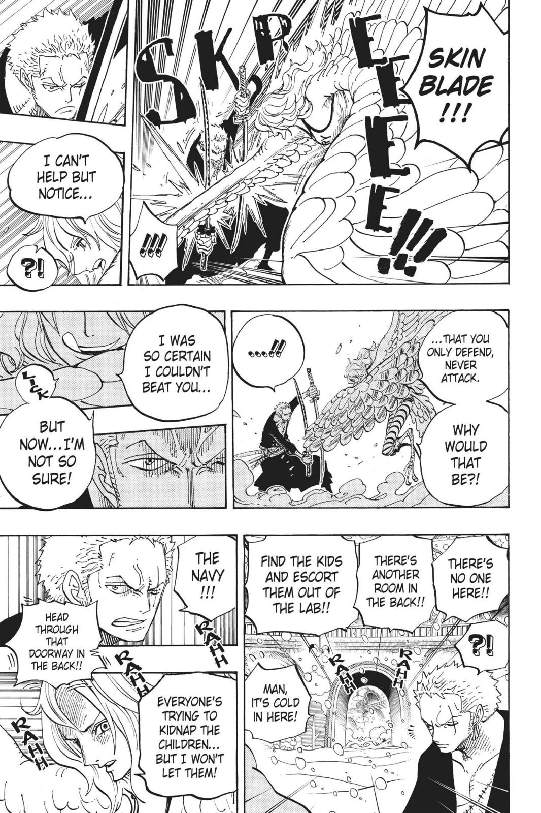 One Piece, Chapter 686 image 015