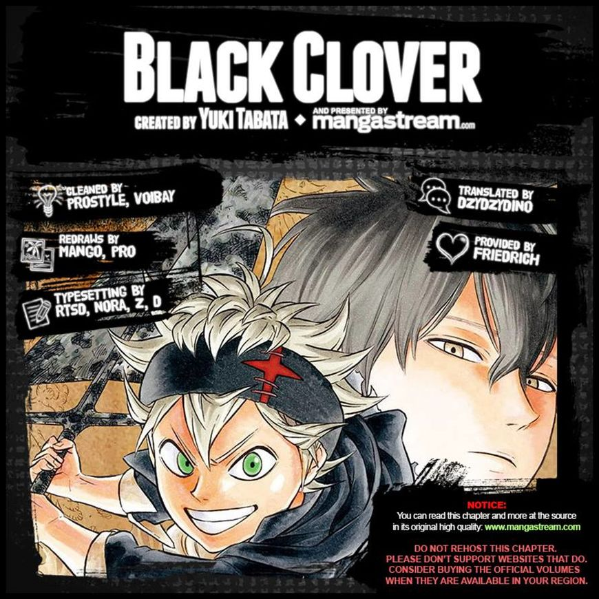 Black Clover, Chapter 114 The Flower of Oath image 019