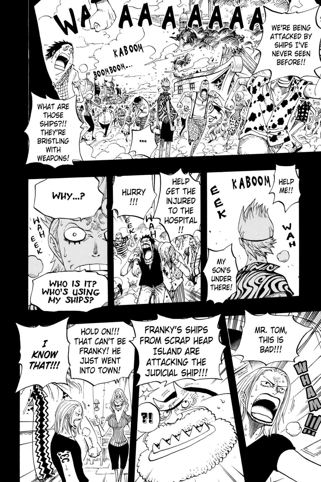One Piece, Chapter 355 image 017