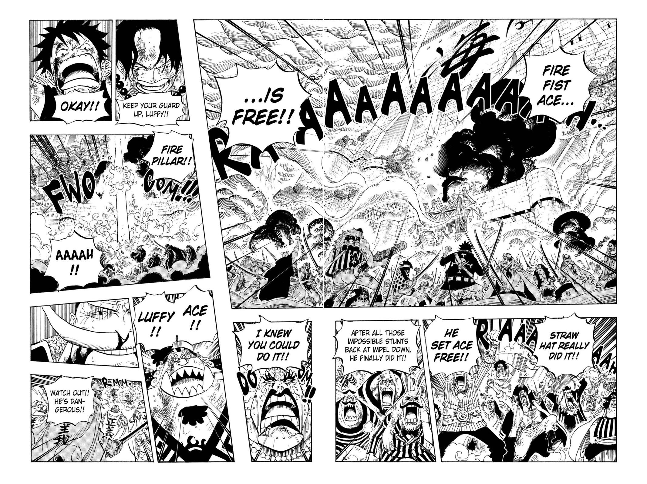 One Piece, Chapter 572 image 002