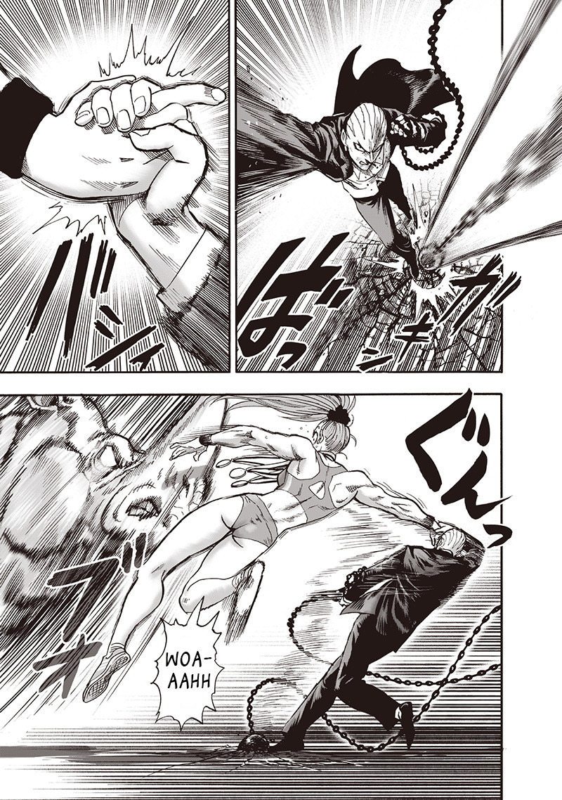 One Punch Man, Chapter Onepunch-Man 94 image 100