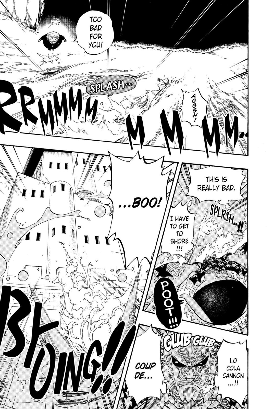 One Piece, Chapter 405 image 015