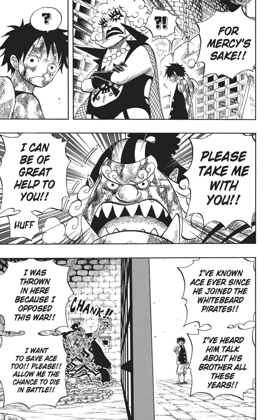 One Piece, Chapter 540 image 016