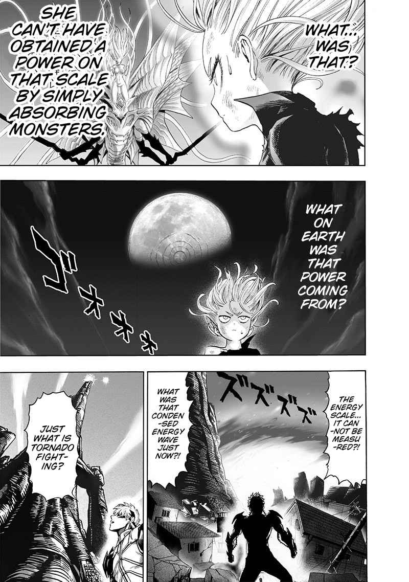 One Punch Man, Chapter 132 image 013