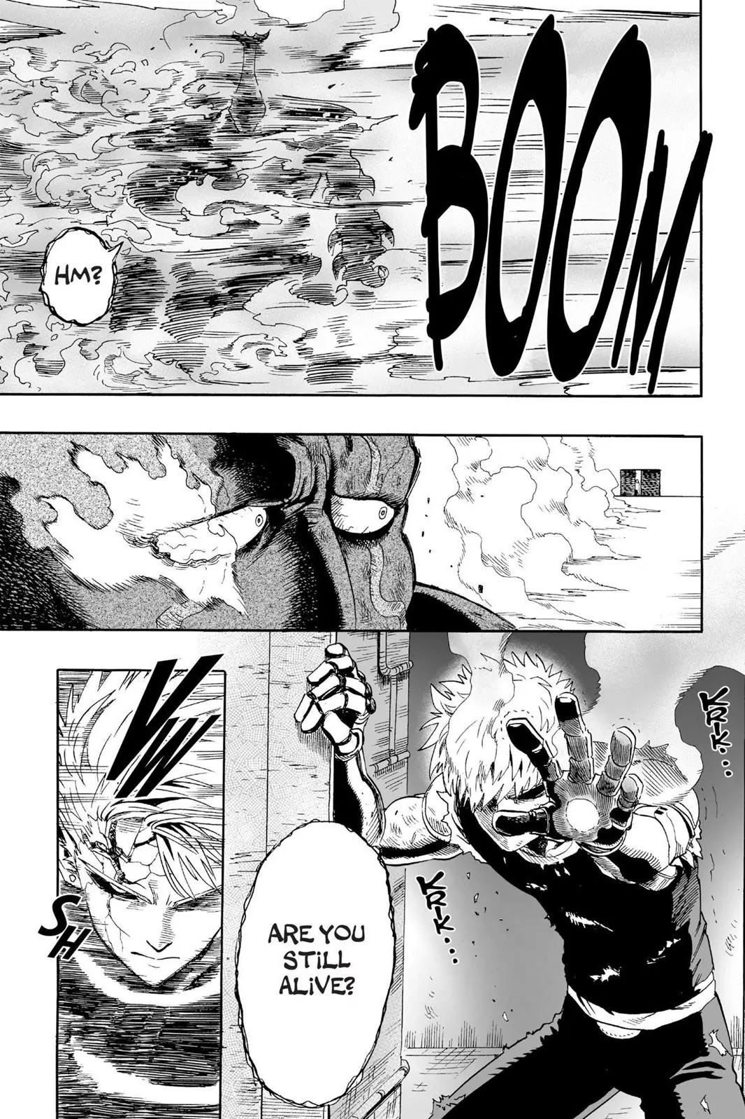 One Punch Man, Chapter Onepunch-Man 10 image 009