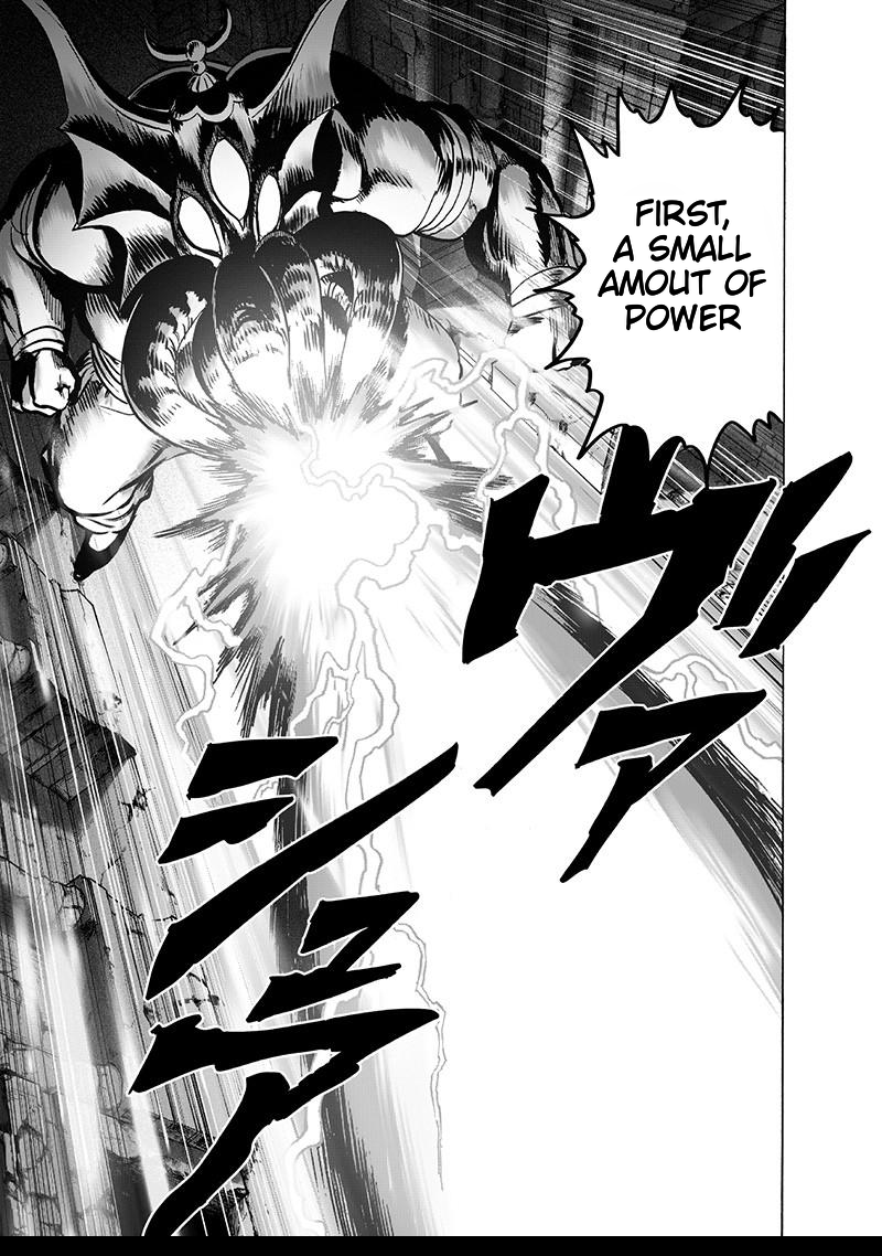 One Punch Man, Chapter Onepunch-Man 105 image 010