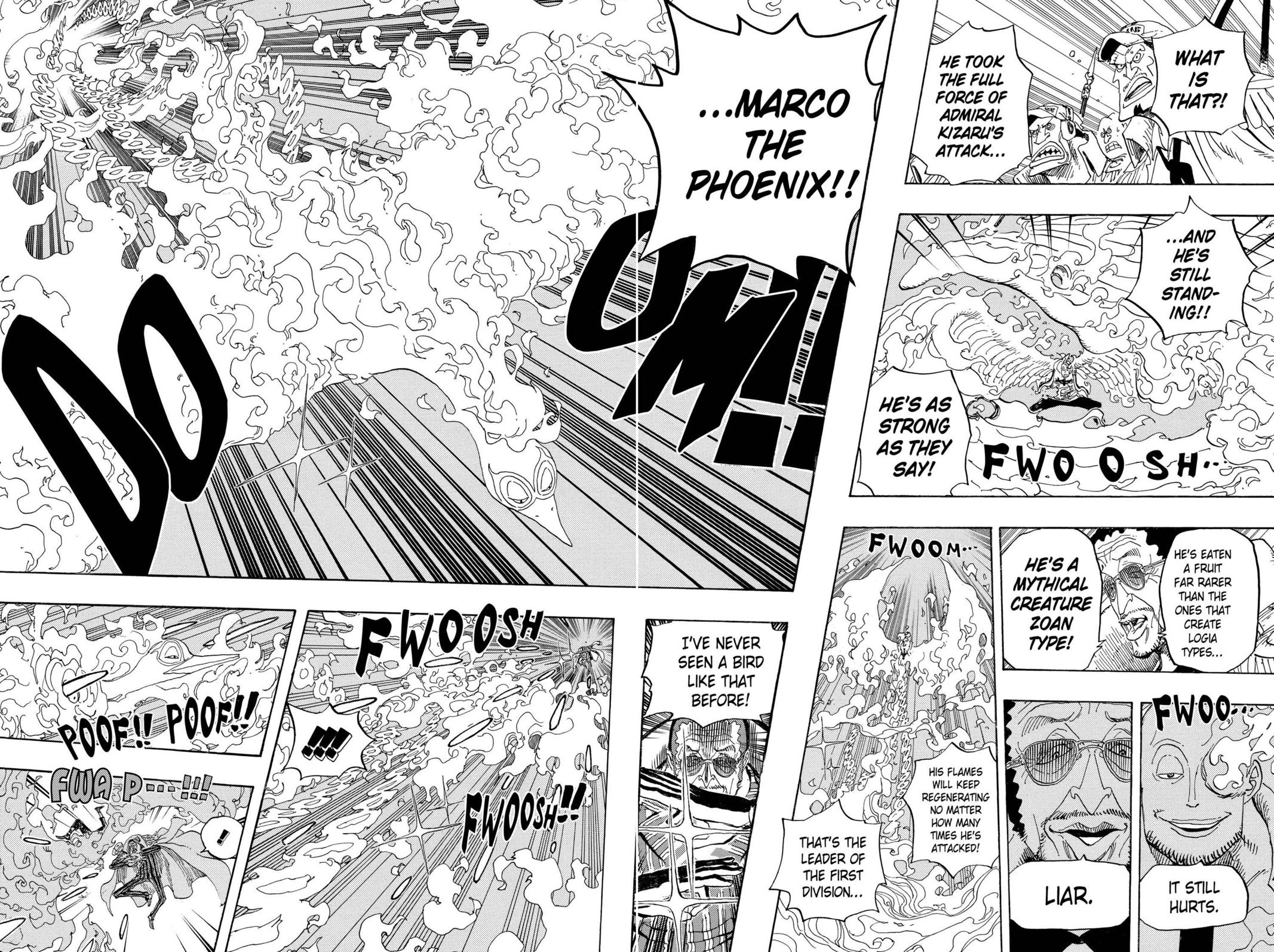 One Piece, Chapter 554 image 002