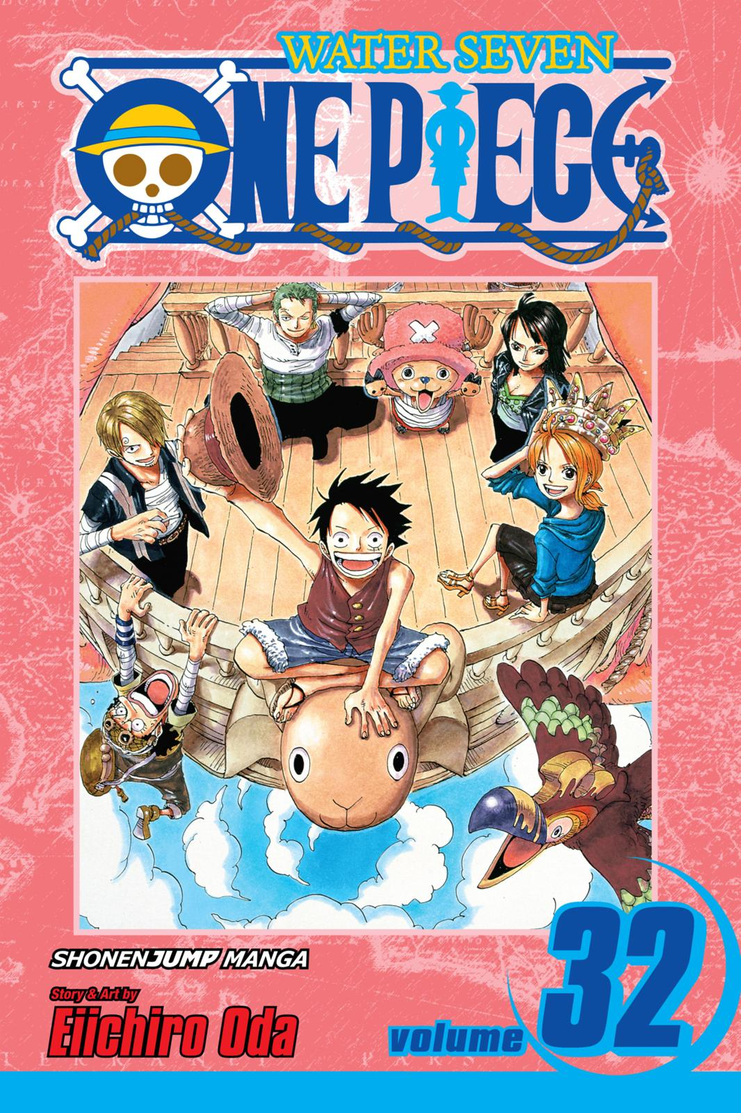 One Piece, Chapter 296 image 001