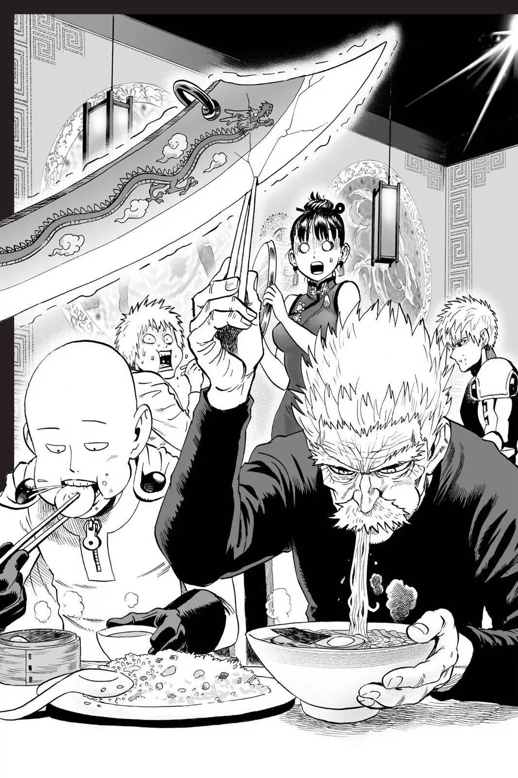 One Punch Man, Chapter Onepunch-Man 24.5 image 004