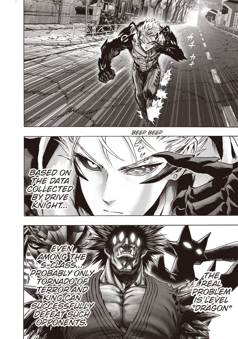 One Punch Man, Chapter One-Punch Man 122 image 011