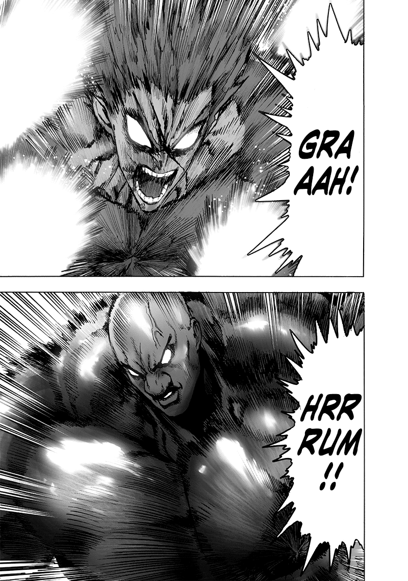 One Punch Man, Chapter 126.2 image 001