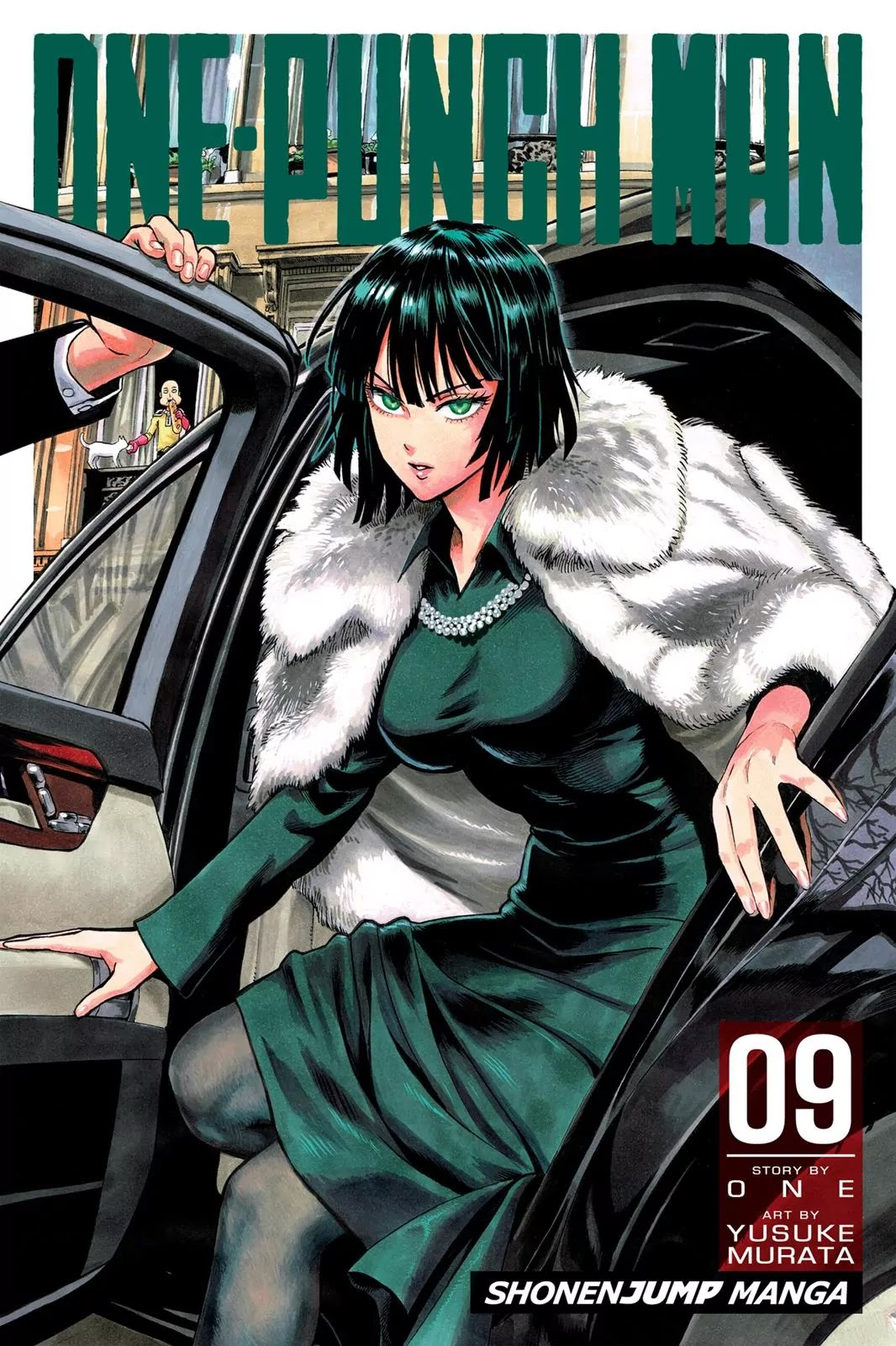 One Punch Man, Chapter Onepunch-Man 41 image 001