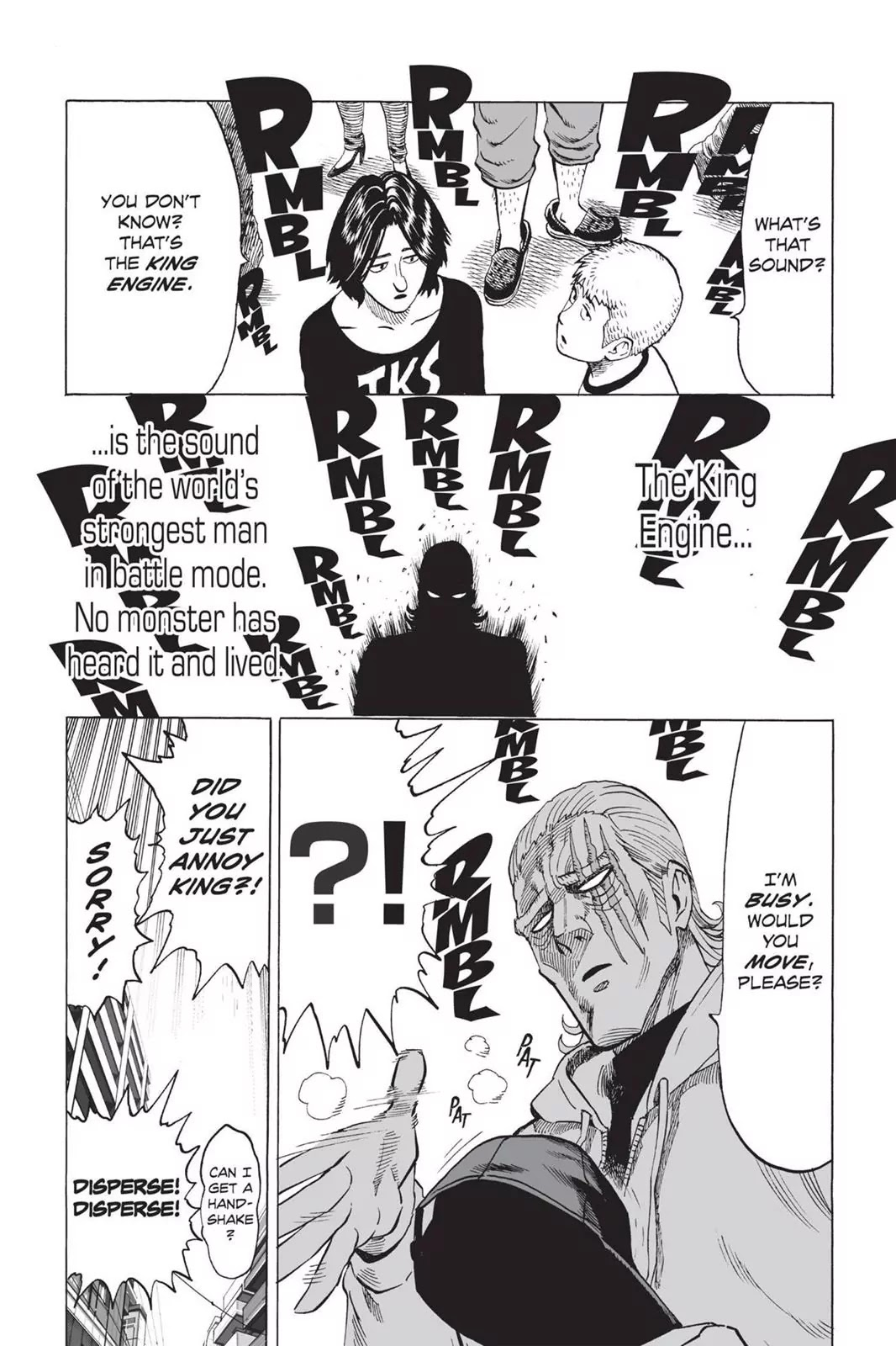 One Punch Man, Chapter Onepunch-Man 38 image 016