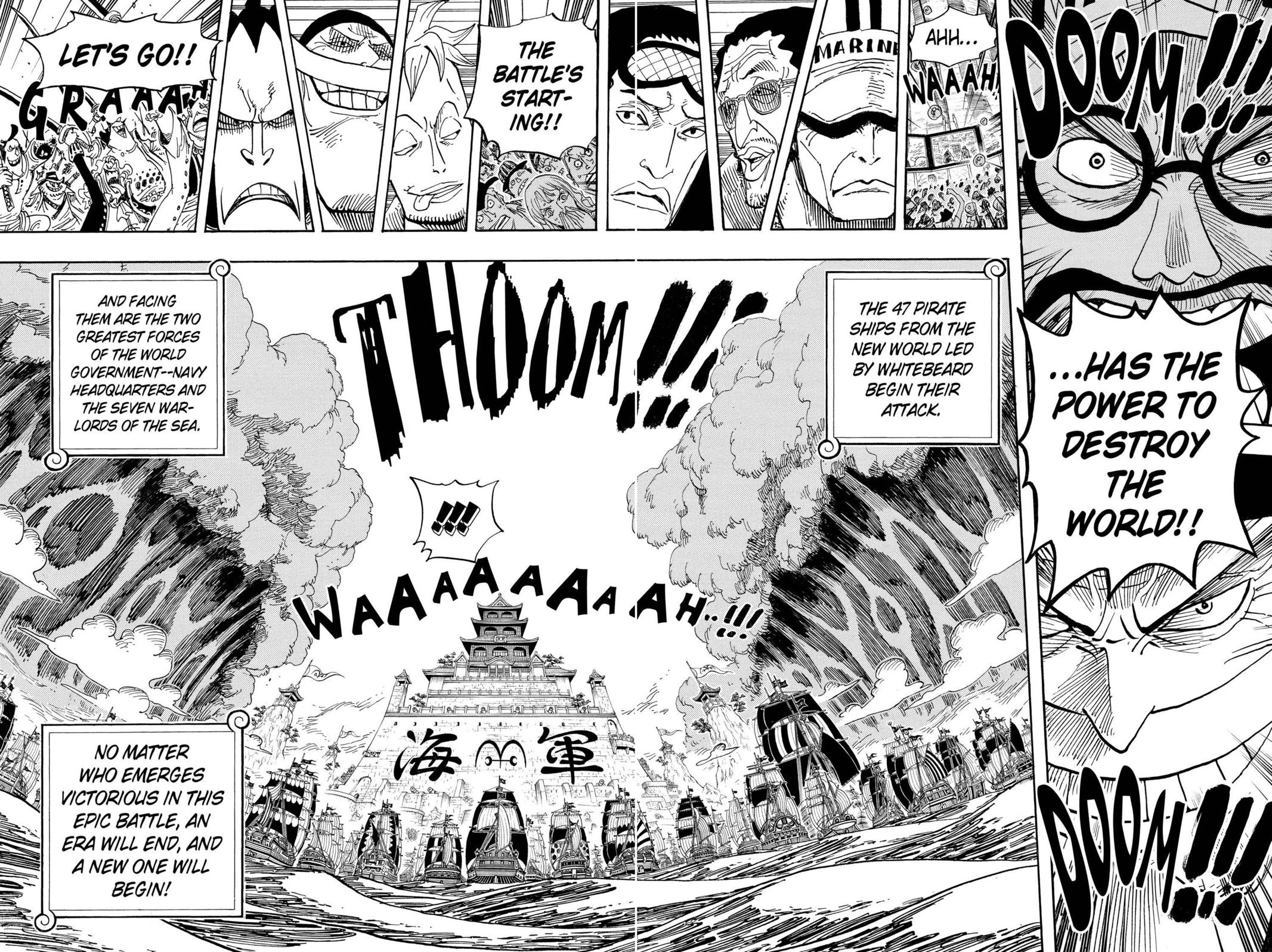 One Piece, Chapter 552 image 022