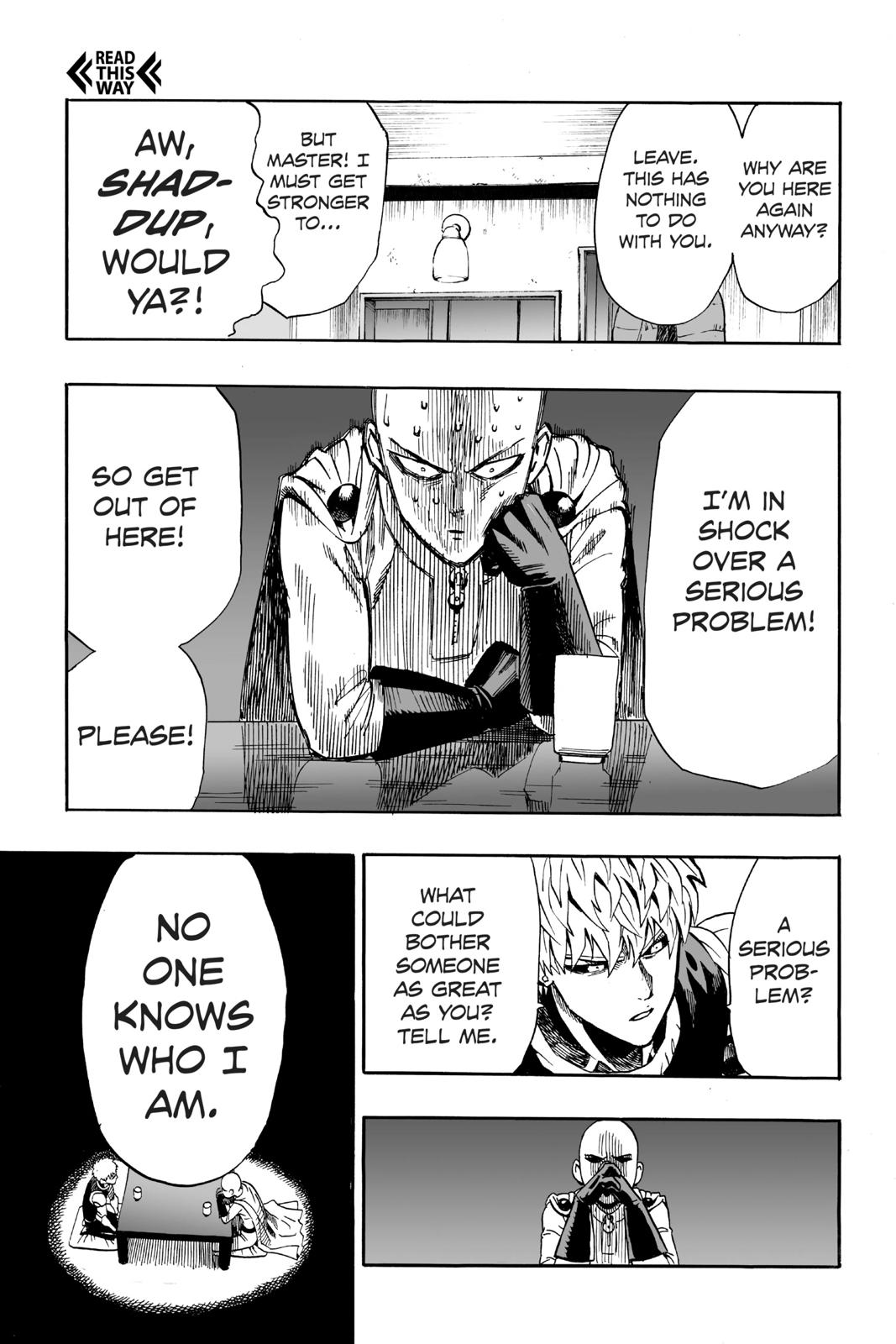 One Punch Man, Chapter Punch 15 image 011