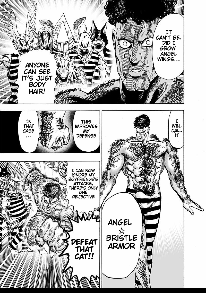 One Punch Man, Chapter Onepunch-Man 105 image 033