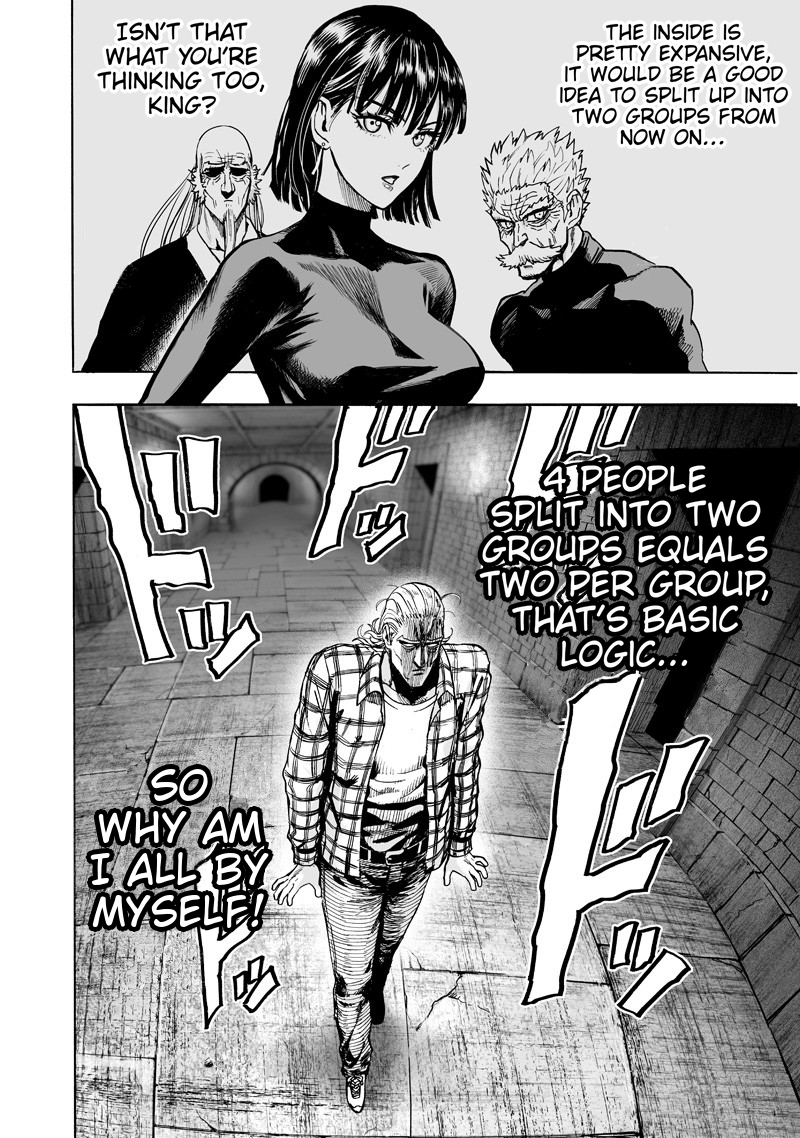 One Punch Man, Chapter 109 image 013
