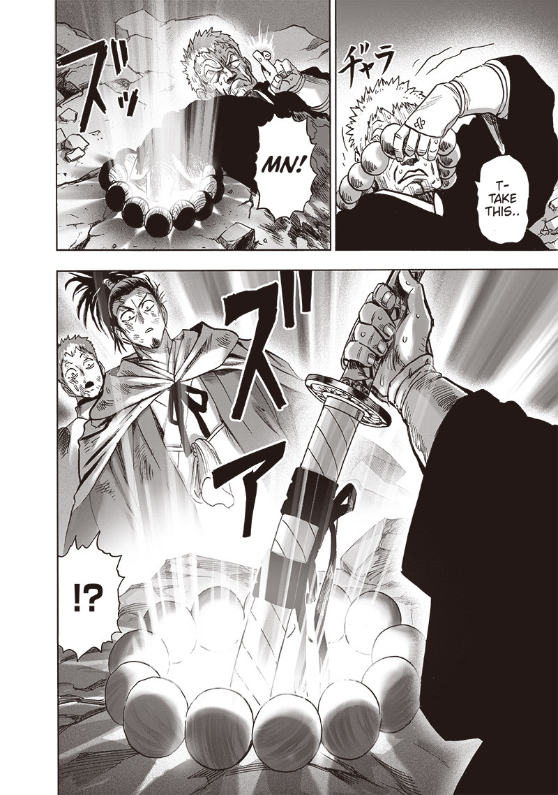 One Punch Man, Chapter 148 image 021