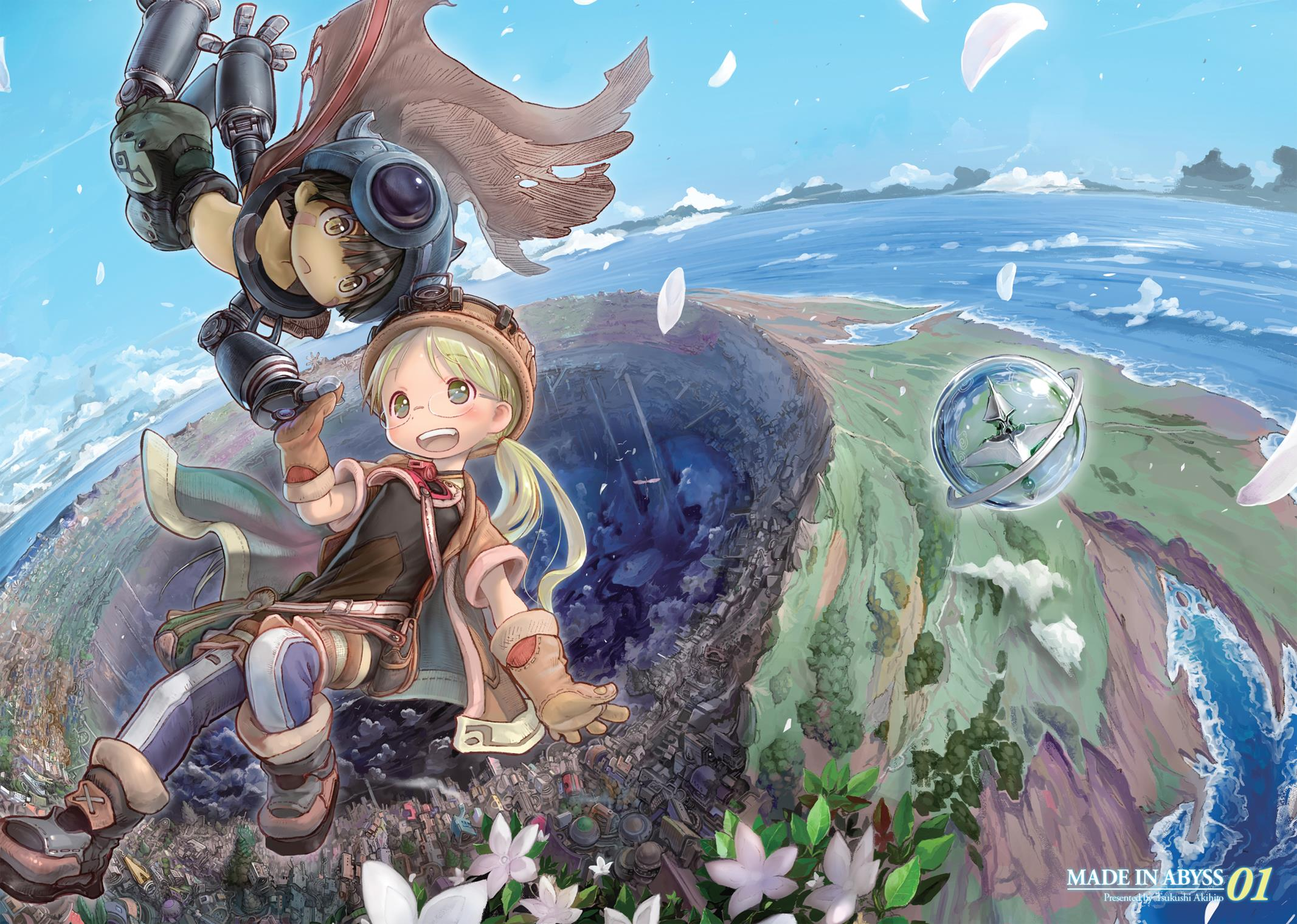 Made In Abyss, Chapter Hello,Abyss 1 image 003
